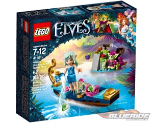 LEGO Elves 41181, Naidas Gondola & the Goblin Thief
