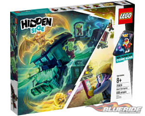 LEGO Hidden Side 70424, Ghost Train Express