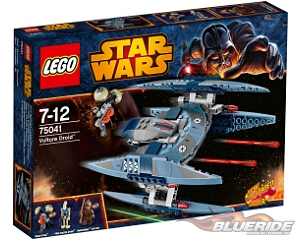 LEGO Star Wars 75041, Vulture Droid