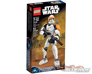 LEGO Star Wars 75108, Clone Commander Cody