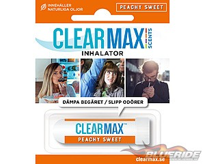 ClearMax Inhalator Scents Peachy Sweet