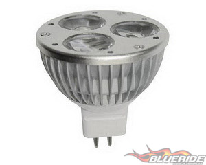 Power LED GU5, 3 LED