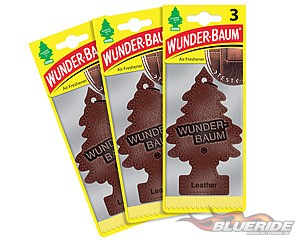 Wunderbaum 3-pack, Leather
